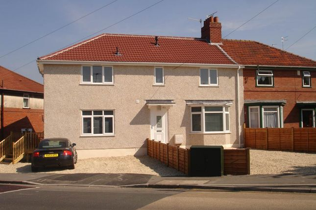 Thumbnail Flat to rent in Braemar Avenue, Filton Park, Bristol