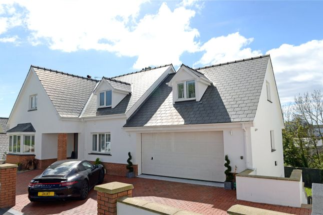 Thumbnail Detached house for sale in Haytor Gardens, Tenby, Pembrokeshire