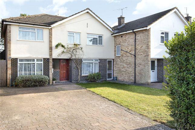 4 bed link-detached house for sale in Alexandra Road, Sarratt, Rickmansworth, Hertfordshire WD3
