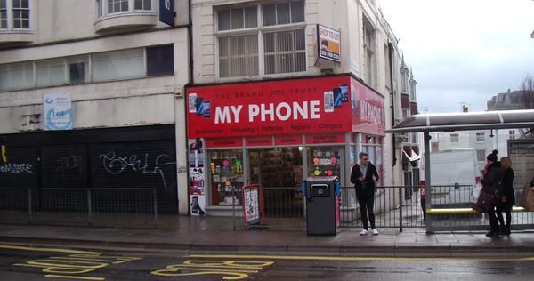 Thumbnail Retail premises to let in 60 Western Road, Brighton, East Sussex