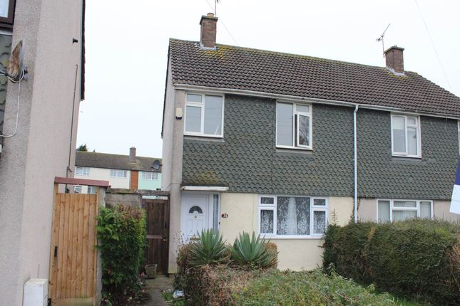 Thumbnail Property to rent in Coniston Crescent, Weston-Super-Mare, North Somerset