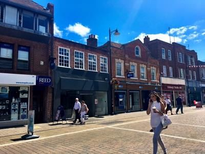 Thumbnail Retail premises to let in 27 Northbrook Street, Newbury, Berkshire