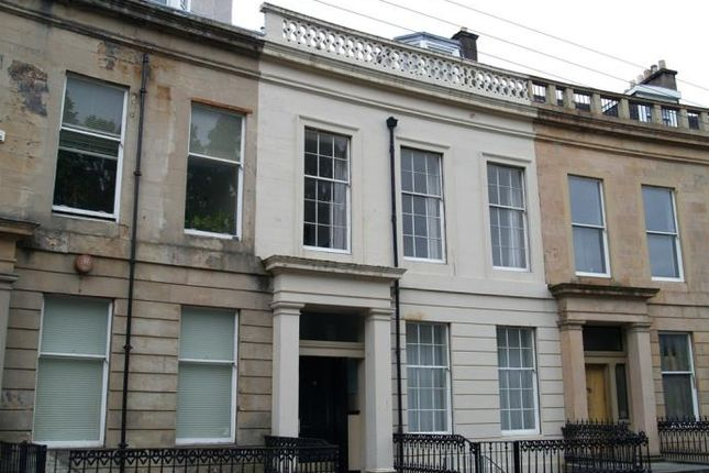 Thumbnail Flat to rent in Queens Crescent, Glasgow