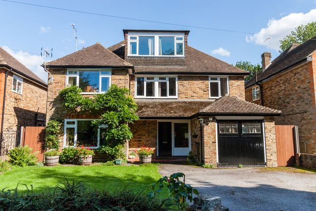 Thumbnail Detached house for sale in The Woods, Uxbridge