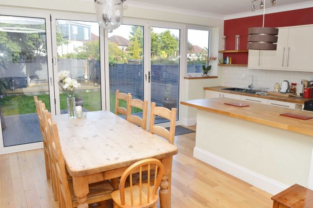 Semi-detached house for sale in Clive Road, Heath Park, Romford