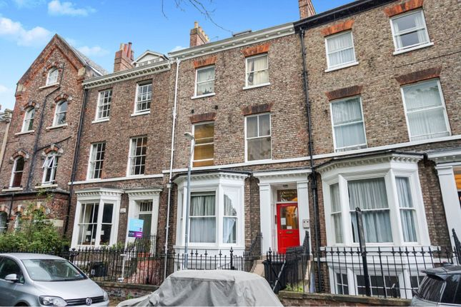 Thumbnail Flat for sale in 7 Bootham Terrace, York