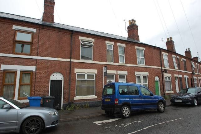 Thumbnail Terraced house for sale in Markeaton Street, Derby