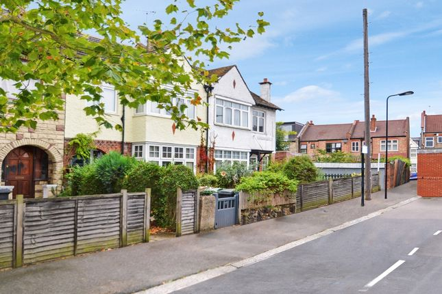 Thumbnail End terrace house for sale in Lambourne Road, London