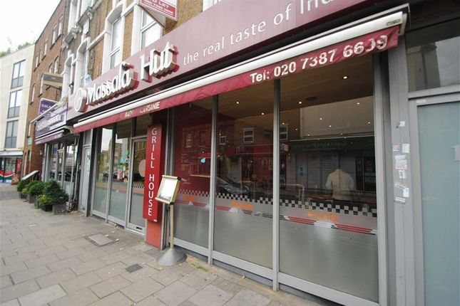 Thumbnail Retail premises to let in Drummond Street, Euston, London