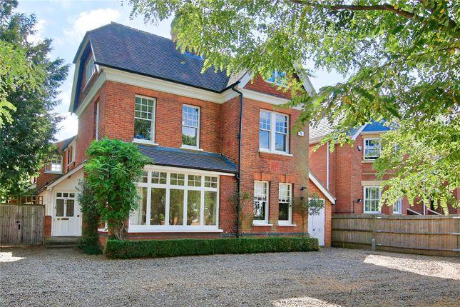 Thumbnail Detached house to rent in Fairfax Road, Teddington