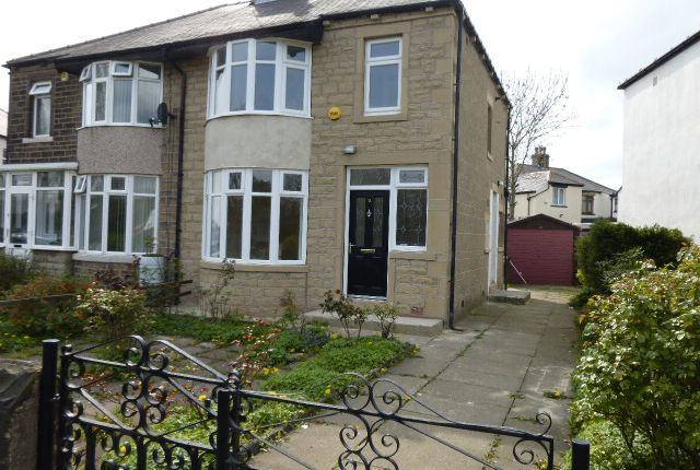Thumbnail Semi-detached house to rent in Sunnybank Lane, Thornbury / Pudsey