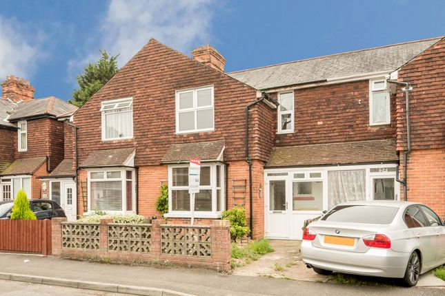 Thumbnail Terraced house for sale in Glover Road, Willesborough, Ashford
