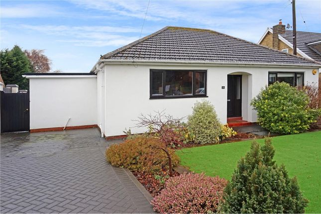 Thumbnail Detached bungalow for sale in Forest Lane, Yarm