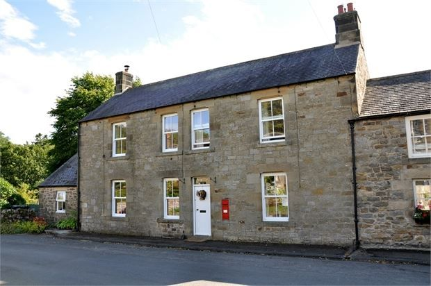 Thumbnail End terrace house for sale in The Roost, 1-2 The Cottages, Greenhaugh, Tarset