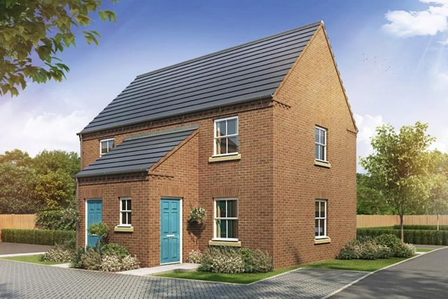"""Thumbnail Flat for sale in """"Beardmore"""" at Kilby Road, Fleckney, Leicester"""