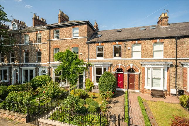 Thumbnail Terraced house for sale in New Walk Terrace, York