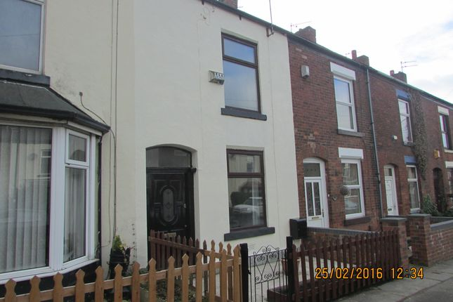 Thumbnail Terraced house to rent in Bennett Street, Hyde