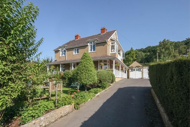 Thumbnail Detached house for sale in Broadview, Axbridge Road, Cheddar, Somerset