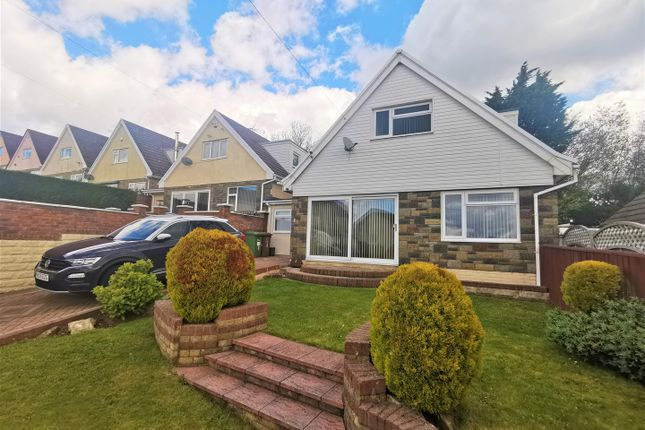 4 bed detached bungalow for sale in Cotswold Way, Risca, Newport NP11
