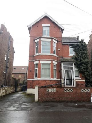 Thumbnail Detached house for sale in Clarendon Road, Manchester
