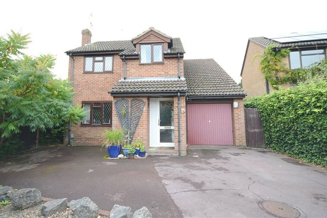 Thumbnail Detached house for sale in Mason Way, Aldershot, Hampshire
