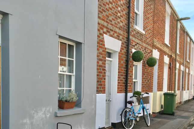 Thumbnail Terraced house to rent in Victor Street, Oxford