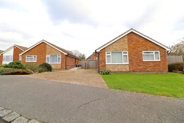 Thumbnail Bungalow for sale in Hilary Close, Polegate