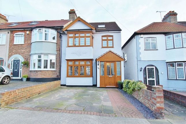 4 bed terraced house for sale in Marshalls Drive, Romford