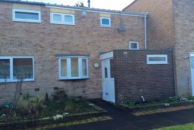 Thumbnail Terraced house to rent in St. Marks Crescent, Edgbaston, Birmingham