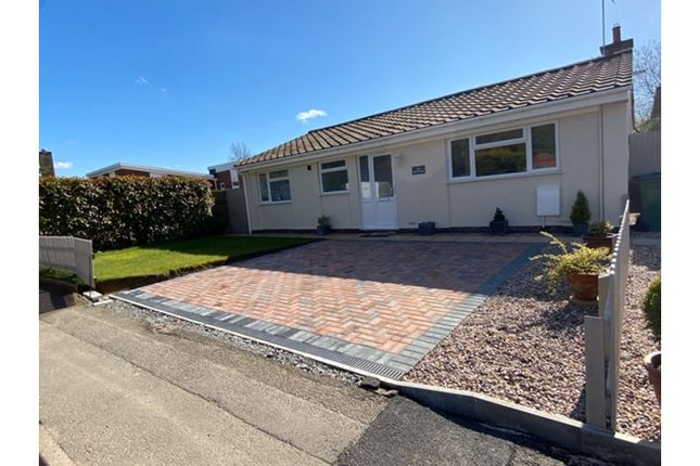 Thumbnail Detached bungalow for sale in Bassett Lane, Leicester
