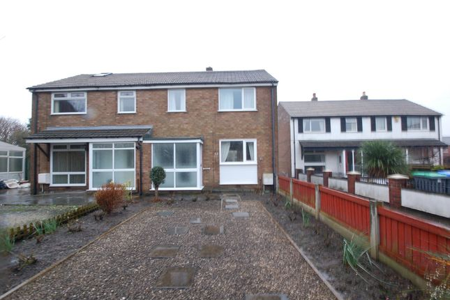 Thumbnail Semi-detached house to rent in Morley Road, Blackpool