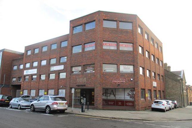 Thumbnail Office to let in Mayfair House Part 1st Floor, 11 Lurke Street, Bedford, Bedfordshire