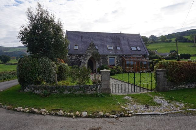 Thumbnail Detached house for sale in Aber Road, Bangor