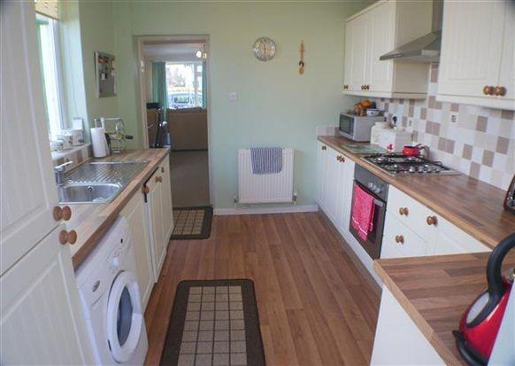 Kitchen of Sunnyside Terrace, Preesall, Poulton Le Fylde FY6