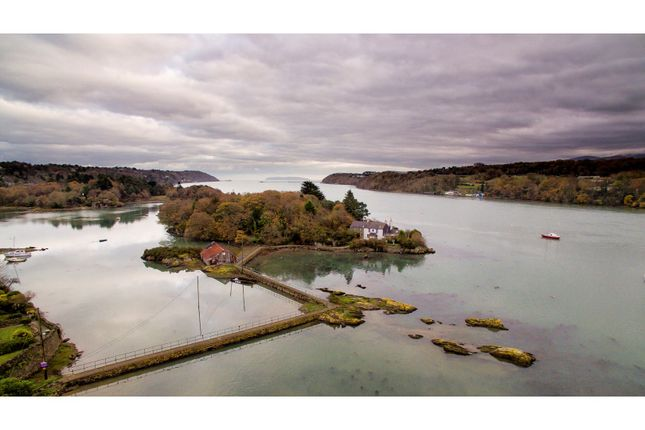 Thumbnail Detached house for sale in Menai Bridge, Isle Of Anglesey