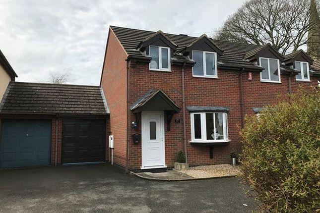Thumbnail Semi-detached house to rent in High Street, Stoke Golding, Nuneaton