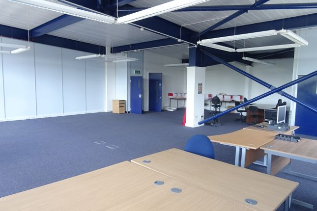 Thumbnail Office to let in 4 Dura Park, Yspitty Road Llanelli