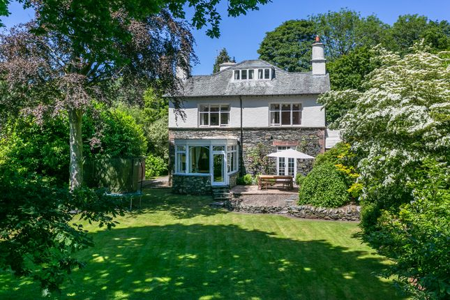 Thumbnail Detached house for sale in Ashdown House, Windermere, Lake District, Cumbria