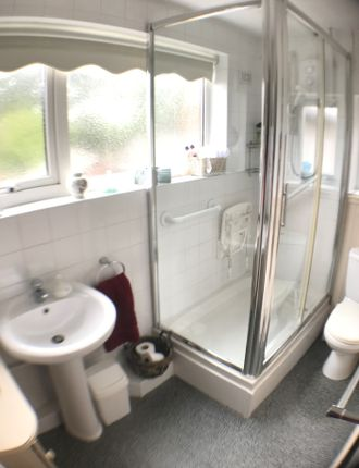 Shower Room of Station Road, Huyton, Liverpool L36