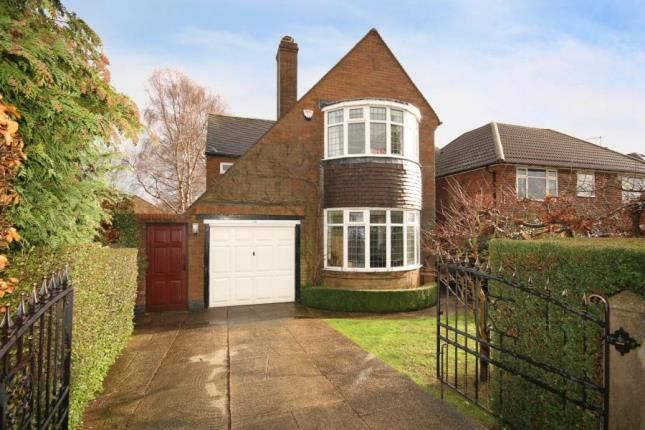 Thumbnail Detached house for sale in Kerwin Drive, Sheffield, South Yorkshire