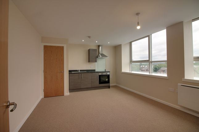 Thumbnail Flat to rent in Roberts House, 80 Manchester Road, Altrincham, Cheshire