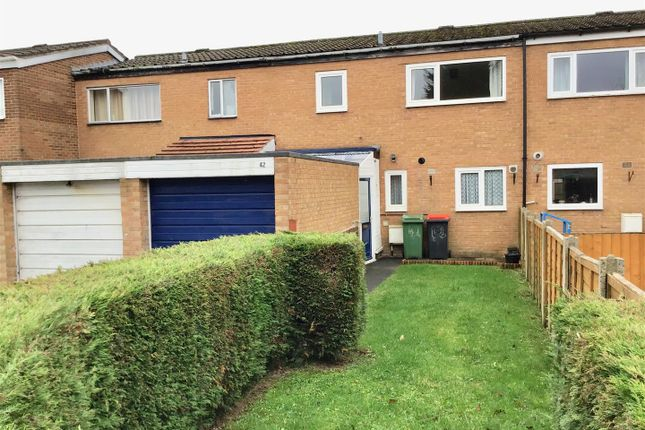 Thumbnail Terraced house for sale in Briarwood, Brookside, Telford