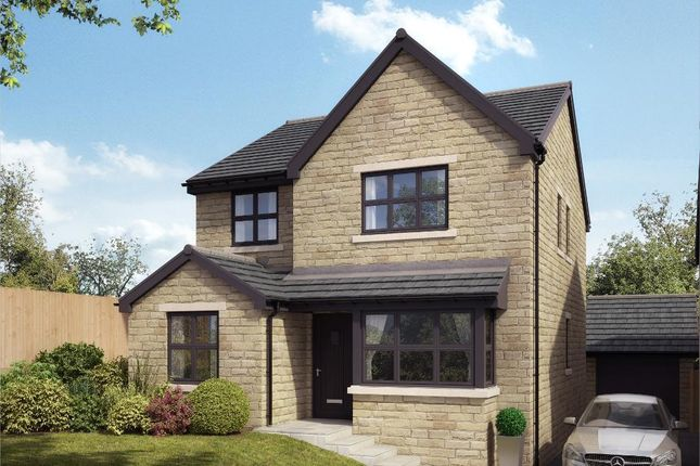 Thumbnail Detached house for sale in Sycamore Walk, Clitheroe