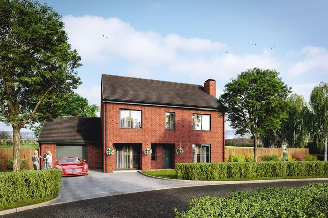Thumbnail Detached house for sale in Plot 4, Rawdon View Crescent, Farsley