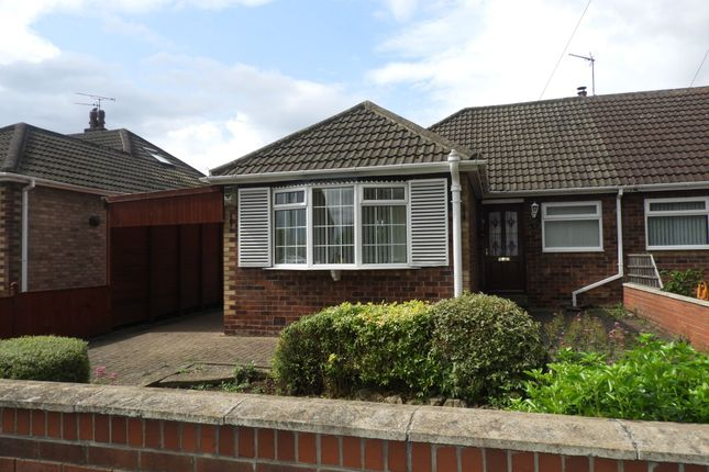 Thumbnail 2 bed bungalow for sale in Rochester Row, Scawsby, Doncaster