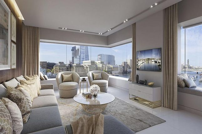 "Thumbnail Flat for sale in ""Landmark Place"" at Leman Street, London"