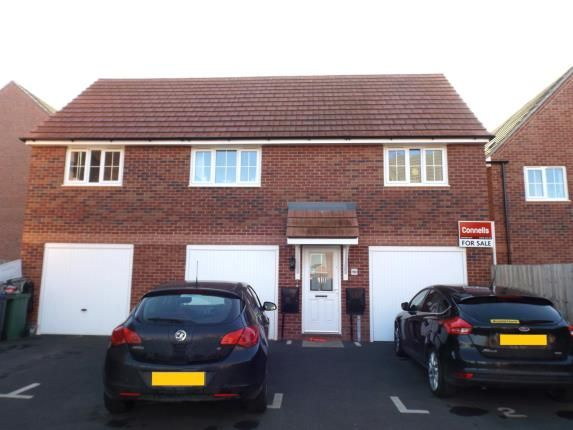 Thumbnail Flat for sale in Angell Drive, Market Harborough, Leicestershire, .