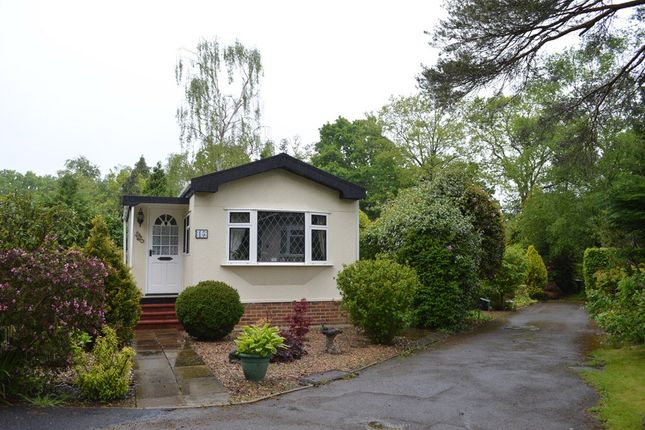 Thumbnail Property for sale in Chertsey, Surrey