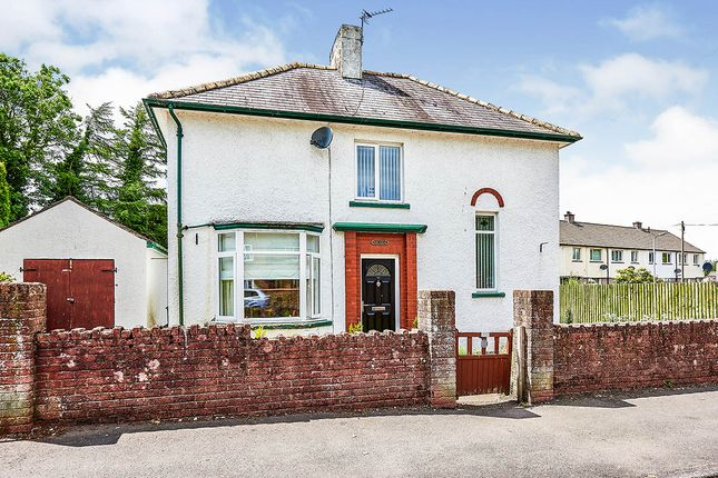 Thumbnail Detached house for sale in Park Road, Wigton, Cumbria