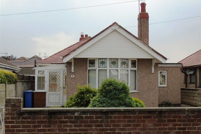 Thumbnail Detached bungalow for sale in South Drive, Rhyl, Denbighshire